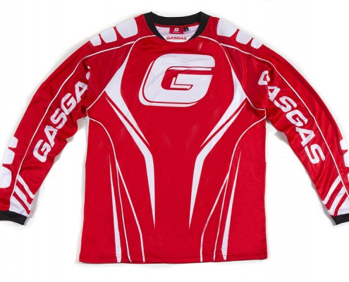 GasGas Red Enduro Shirt