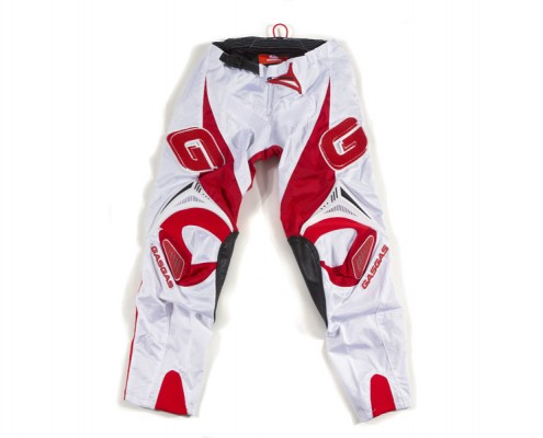 GasGas White Enduro Pants